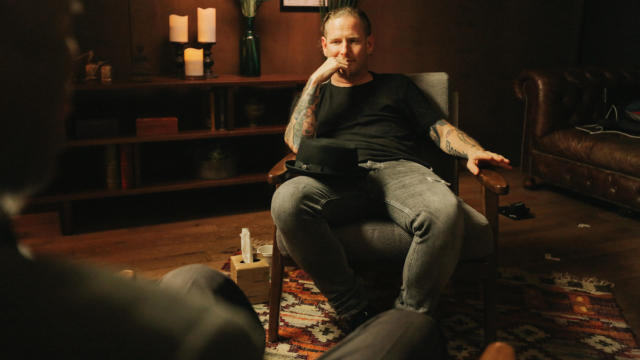 Corey Taylor Behind The Mask